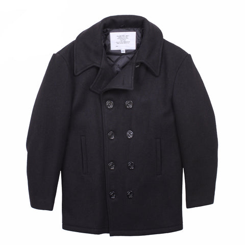 Rothco U.S. Navy Type Wool Peacoat