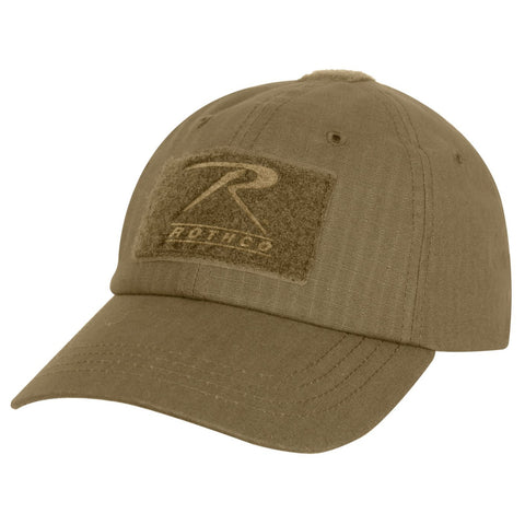Rothco Rip Stop Coyote Brown Operator Tactical Contractor Cap