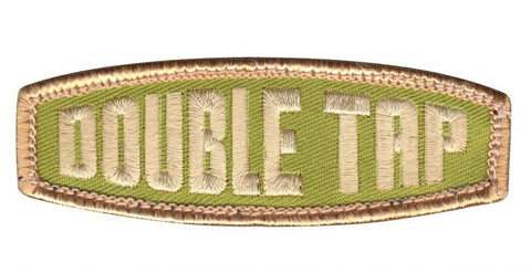 Rothco Double Tap Morale Patch