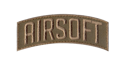 Rothco Airsoft Shoulder Morale Patch