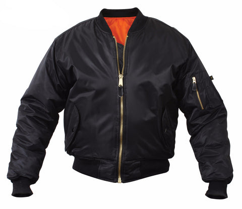 Rothco MA-1 Flight Jacket - Mad City Outdoor Gear