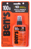 Ben's 100 Insect Repellent Spray Pump - Mad City Outdoor Gear