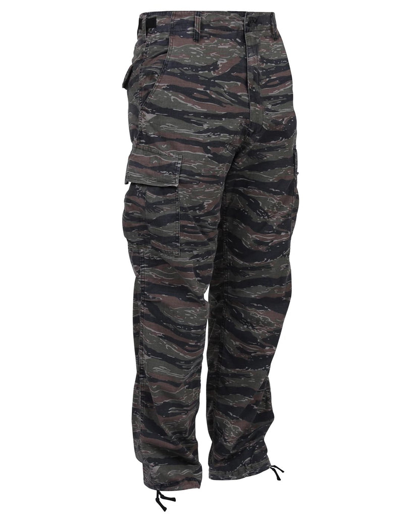 c26ed1375aeac Rothco Tactical Tiger Stripe Camo BDU Pants – Mad City Outdoor Gear