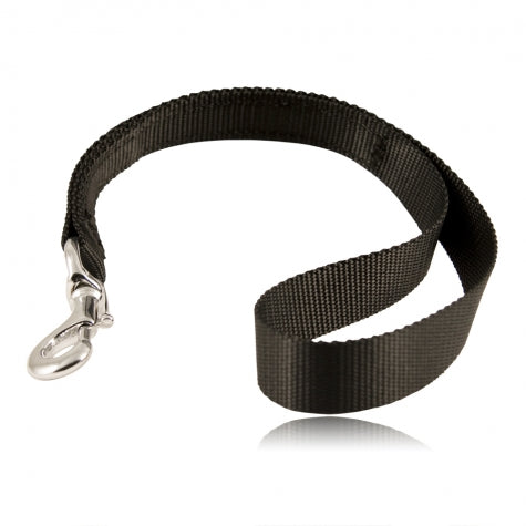 Boston Leather 19½ K-9 Traffic Lead, Ballistic Weave