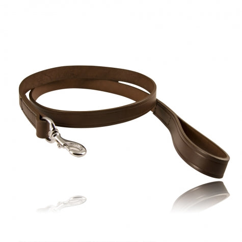 "Boston Leather 72"" Agitation K-9 Lead"