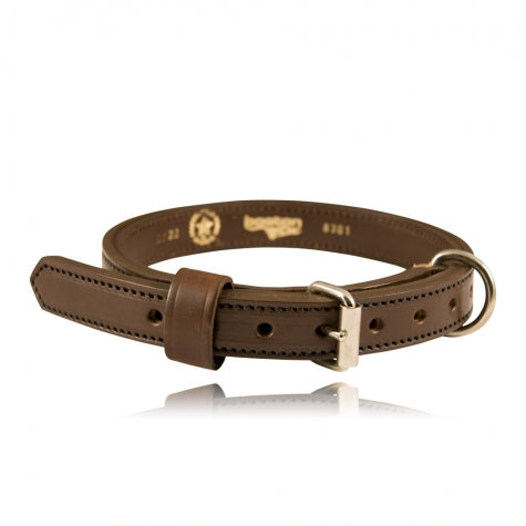 Boston Leather 1½ K-9 Collar
