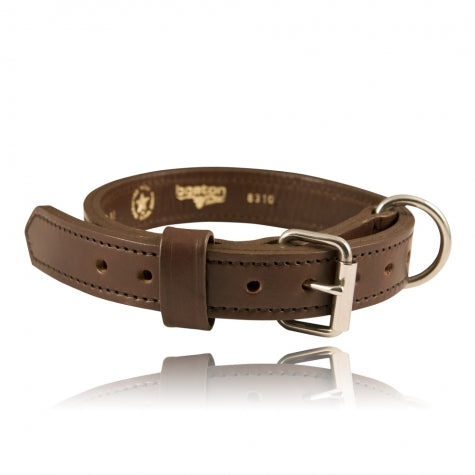 Boston Leather 1 1/4� K-9 Agitation Collar