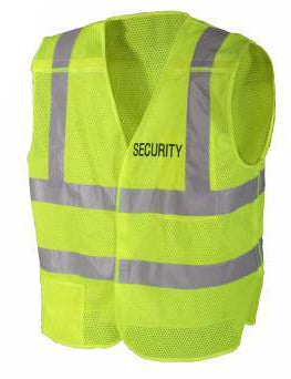 Rothco Security 5-Point Breakaway Safety Vest