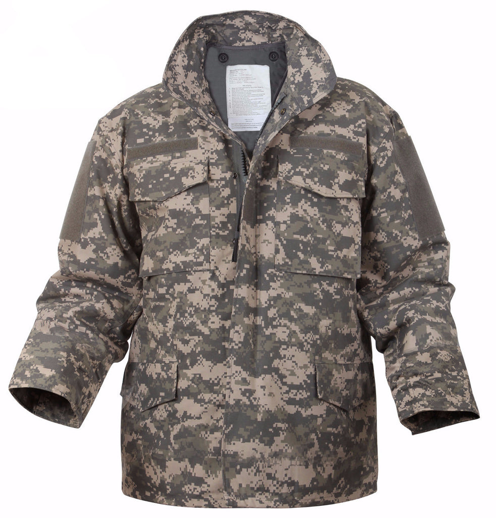 a3d465c727731 Rothco Digital Camo M-65 Field Jacket – Mad City Outdoor Gear
