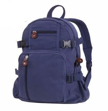 Rothco Vintage Canvas Compact Backpack