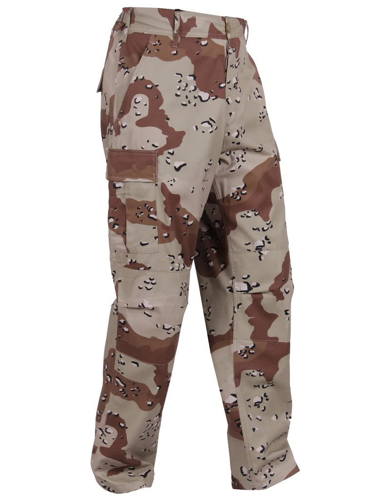 d3c102faff1526 Rothco Tactical 6-Color Desert Camo BDU Pants – Mad City Outdoor Gear