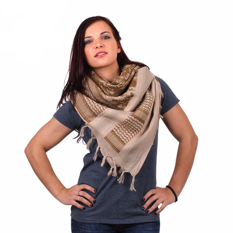 Rothco Digital Camo Shemagh Tactical Desert Scarf