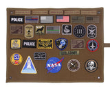 Rothco Hanging Roll-Up Morale Patch Board