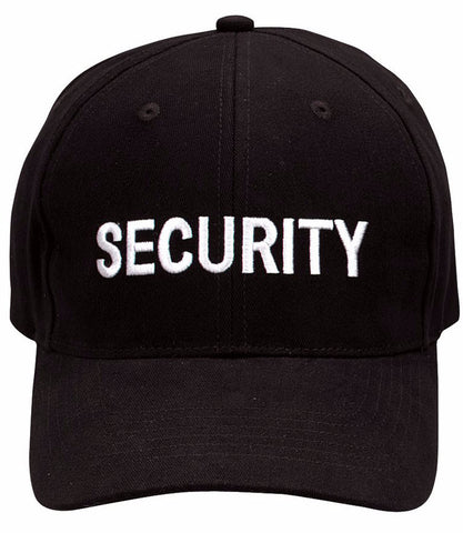 030c40bf4ee Rothco Security Supreme Low Profile Insignia Cap – Mad City Outdoor Gear