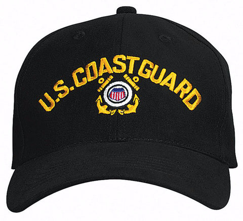 Rothco U.S. Coast Guard Low Profile Cap