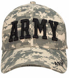 Rothco Deluxe Army Embroidered Low Profile Insignia Cap - Mad City Outdoor Gear