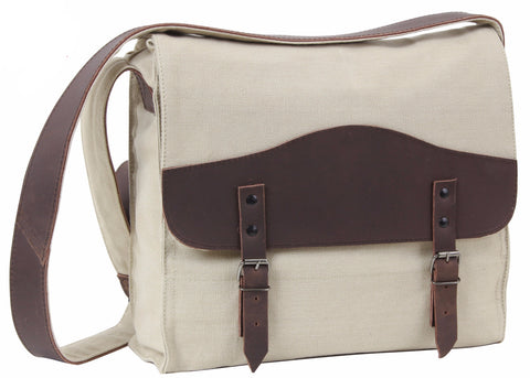 Rothco Vintage Canvas Medic Bag w/ Leather Accents