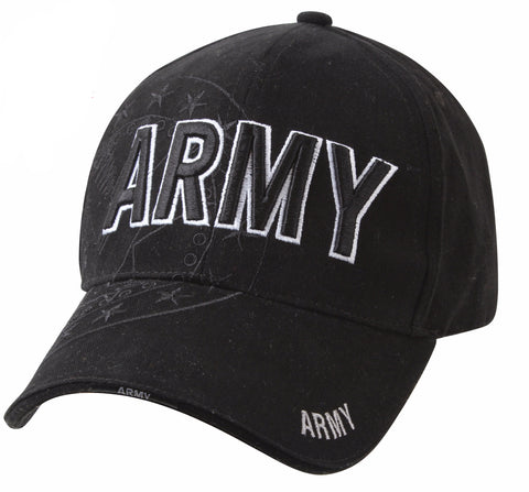 Rothco Deluxe Low Pro Shadow Cap / Army Eagle
