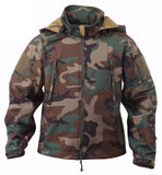 Rothco Special Ops Tactical Soft Shell Jacket - Mad City Outdoor Gear