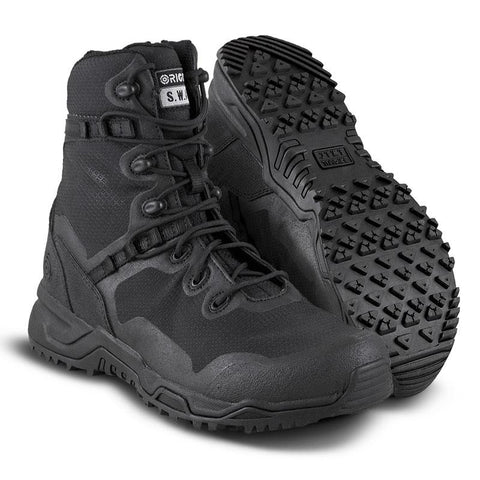 "Original SWAT Alpha Fury 8"" Men's Boots"