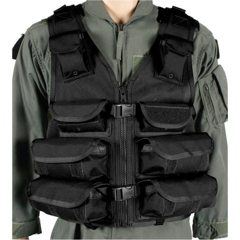 BlackHawk Omega Tactical Vest Medic / Utility - Mad City Outdoor Gear
