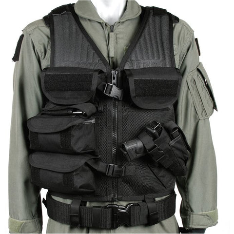 BlackHawk Omega Elite Cross Draw / EOD Vest