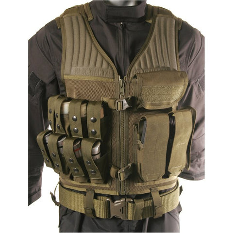 BlackHawk Omega Elite Operator Vest - 40mm/Rifle - Mad City Outdoor Gear