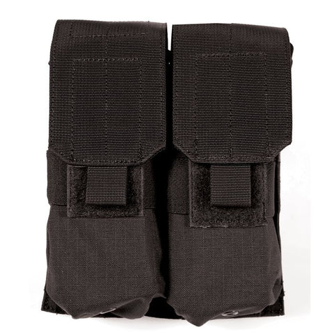 BlackHawk M4/M16 Double Mag Pouch (Holds 4) - MOLLE - Mad City Outdoor Gear