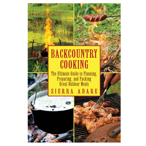 Backcountry Cooking - Mad City Outdoor Gear