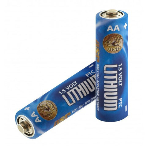 ASP AA Lithium Batteries - Mad City Outdoor Gear