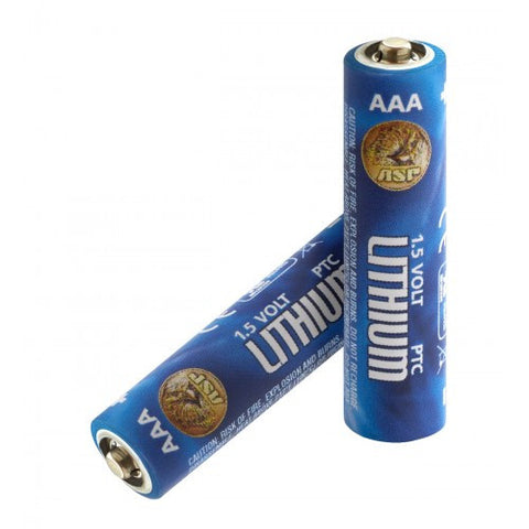 ASP AAA Lithium Batteries - Mad City Outdoor Gear