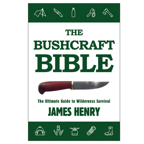 Bushcraft Bible - Mad City Outdoor Gear