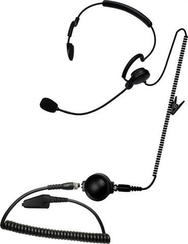 Code Red Headsets CQB-Mod-K2 Close Quarters Battle Headset for Multi-pin Kenwood Radios - Mad City Outdoor Gear