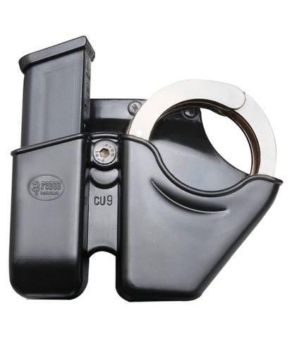 Fobus Belt Style Handcuff and Magazine Combo