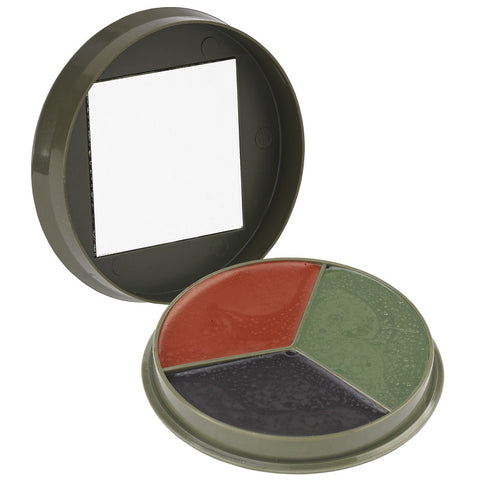 Camcon - Camouflage Cream Compact 3 Color - Mad City Outdoor Gear