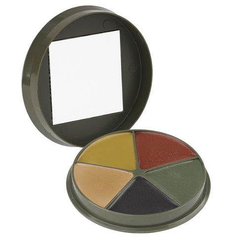 Camcon - Camouflage Cream Compact 5 Color - Mad City Outdoor Gear