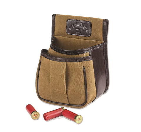 Galco Canvas & Leather Trap & Skeet Pouch