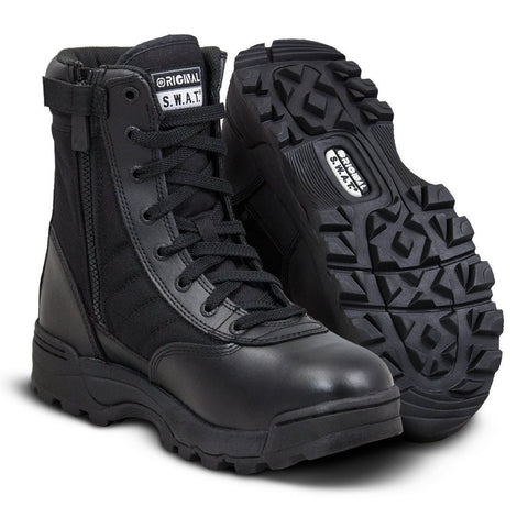 "Original SWAT Classic 9"" Side-Zip EN Men's Boots"