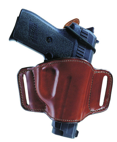 Bianchi Model 105 Minimalist Belt Slide Holster w/ Slots