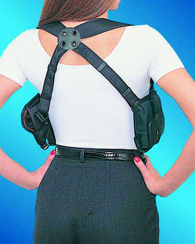 Bianchi Model 4620B Tuxedo® X-Harness for Shoulder Holster
