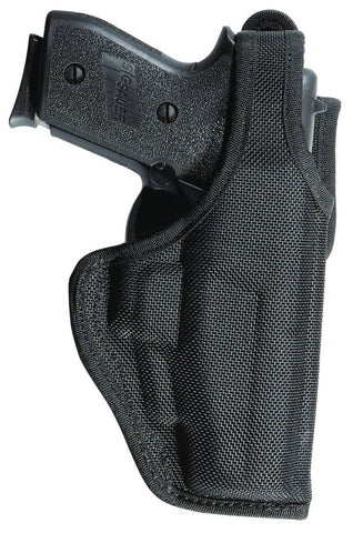 Bianchi Model 7120 Defender® Mid-Ride Duty holster w/ Jacket Slot Belt Loop