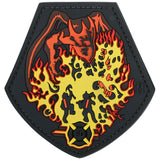 Maxpedition Fire Dragon Morale Patch