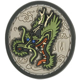 Maxpedition Dragon Head Morale Patch