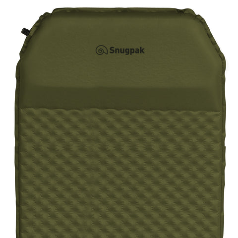 Snugpak Basecamp OPS Elite XL Self Inflating Mat with Pillow