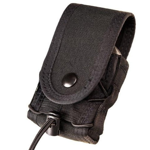 High Speed Gear Handcuff Taco - Covered - Belt Mount