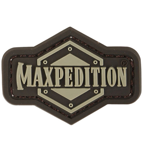 Maxpedition® 1 Inch Logo Patch - Mad City Outdoor Gear