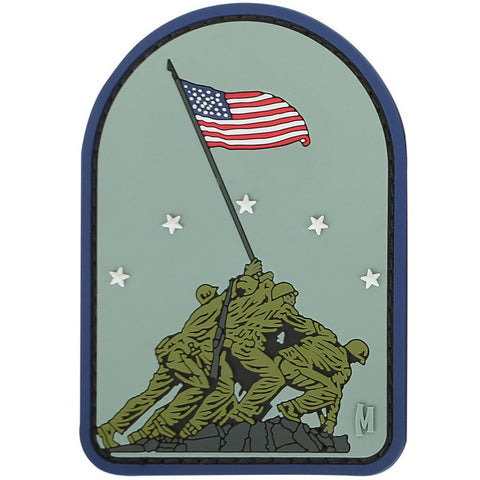 Maxpedition Iwo Jima Patch - Mad City Outdoor Gear