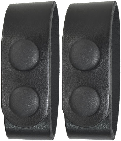 Gould & Goodrich L505 Belt Keepers - 2-Pack