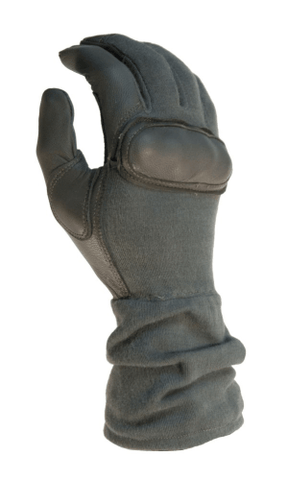 HWI Long Gauntlet Hard Knuckle Tactical Glove - Mad City Outdoor Gear