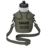 NDuR  46oz Survival Canteen w/Advanced Filter - Mad City Outdoor Gear